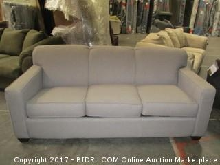 Queen Sofa Bed Damage MSRP $1700.00 Please Preview