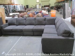 Signature Sectional  Please Preview MSRP $2800.00