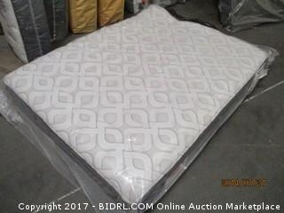Sealy Mattress Queen MSRP $1750.00 Please Preview