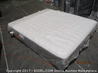 Stearns & Foster Mattress Cal King MSRP $ 3650.00 Please Preview