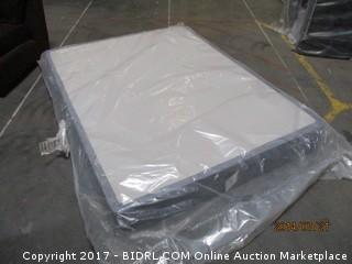 Posturepedic Queen Boxspring MSRP $350.00 Please Preview