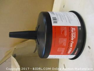 Portable Fuel Filter Please Preview