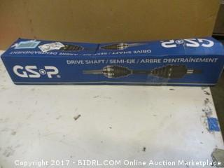 Drive Shaft Please Preview