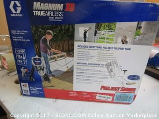 Magnum True Airless Paint Sprayer Please Preview
