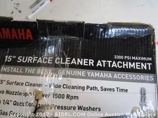 Surface Cleaner Attachment Please Preview