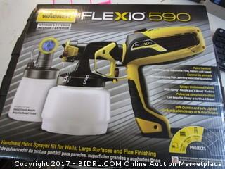 Flexio Wagner  Paint Sprayer Please Previw