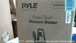 Pyle Pressure Washer Please Preview