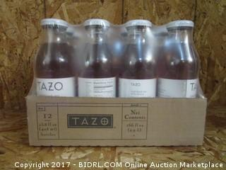 TAZO Iced Black w/Lemon