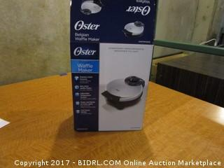 Oster Belgian Waffle maker Please Preview