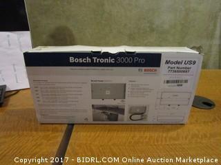 Bosch Tronic 3000 Pro Please Preview
