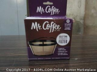 Mr Coffee Filter