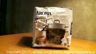 Aroma Rice Cooker Powers on Please preview
