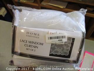 Lace Window Curtain