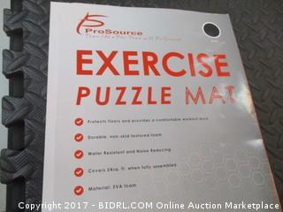 Exercise Puzzle Mat Please Preview