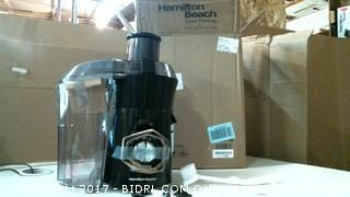 Hamilton Beach Juice Extractor Please preview