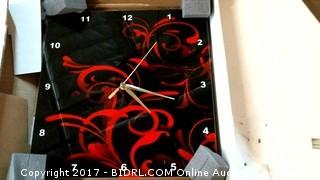 Wall Clock Please Preview
