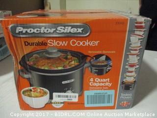 Proctor Silex Slow Cooker