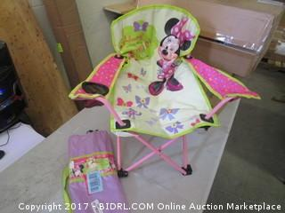 Minnie Mouse Kids Chair