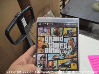PS3 Grand theft auto Please Preview