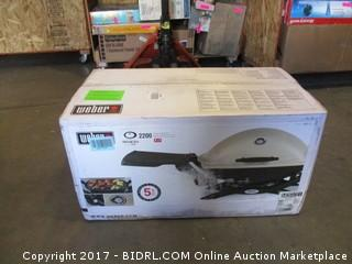 Weber Outdoor gas Grill Please Preview