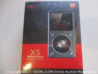 Fiio X5 Sealed Please Preview