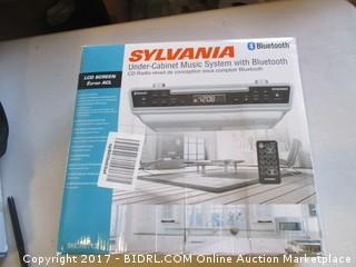 Sylvania Under Cabinet Music System with Bluetooth Please Preview