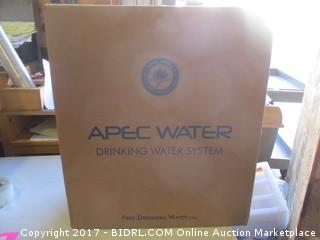 Apec water Drinking water System Please preview