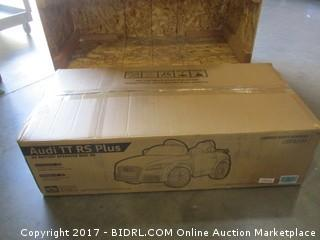 Audi TT RS Plus Battery Operated Ride On Please Preview