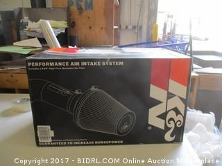 Air Intake system Please Preview