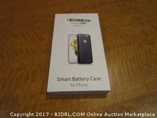 Smart Battery Case Please Preview Screen Damaged