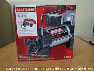 Craftsman Inflator Please Preview