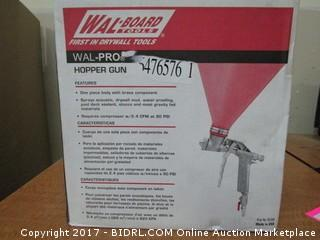 Wal Board Hopper Gun Please Preview