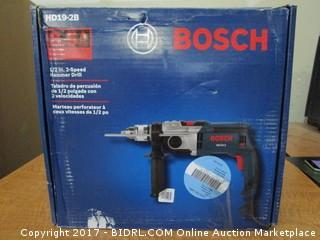Bosch Hammer Drill Please Preview