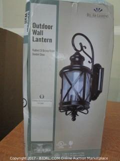 Outdoor Wall Lantern Please preview