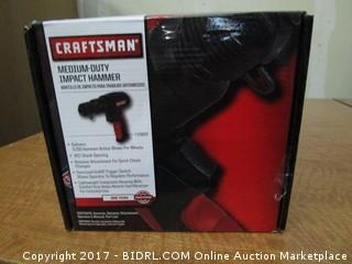 Craftsman Medium Duty Impact hammer Please Preview