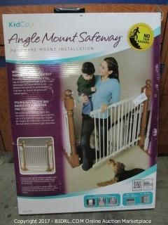 Angle Mount Safeway gate Please preview