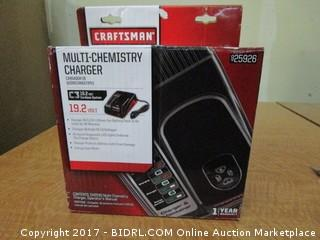 Craftsman Multi Chemistery Charger Please Preview