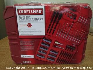 Craftsman Drill & Driver Please Preview