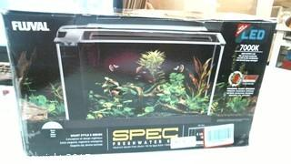 Fluval Spec Freshwater Kit Please Preview