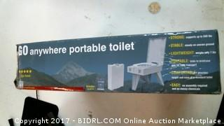 Anywhere Portable Toilet Please Preview