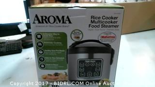 Aroma Rice Cooker Please Preview