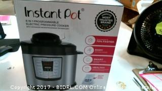 Instant Pot Pressure Cooker Please Preview