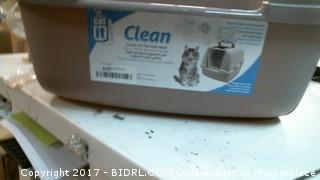 Litter Box/ No Lid