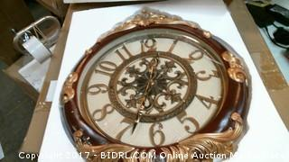 decorative Wall Clock Please Preview