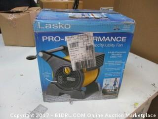 Lasko Utility Fan Please Preview