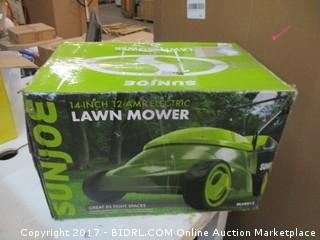 Electric Lawn Mower Please Preview