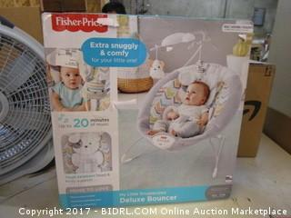 Fisher Price Bouncer Please Preview
