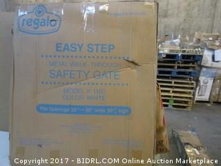Safety Gate Please Preview