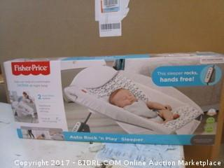 Auto Rock n Play Sleeper Please Preview