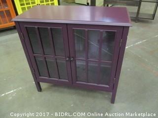 Purple Cabinet Please Preview